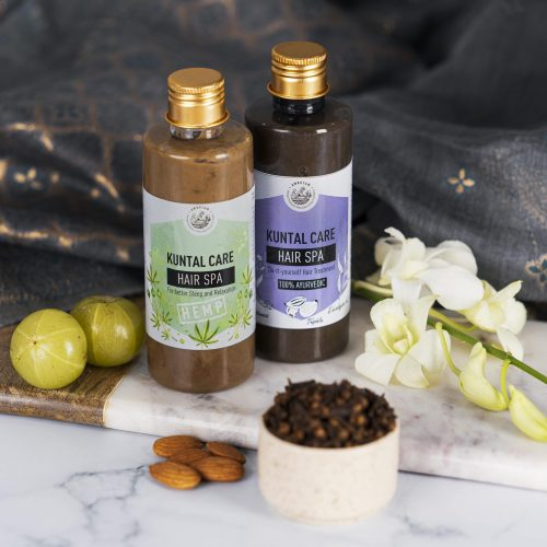 HEMP + KUNTAL CARE SPA COMBO